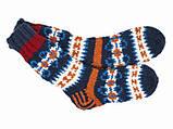 Носки шерстяные вязаные, фото 3