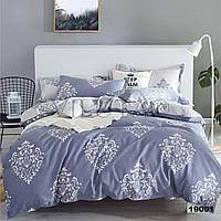 Полуторное постельное белье ранфорс Вилюта 19001