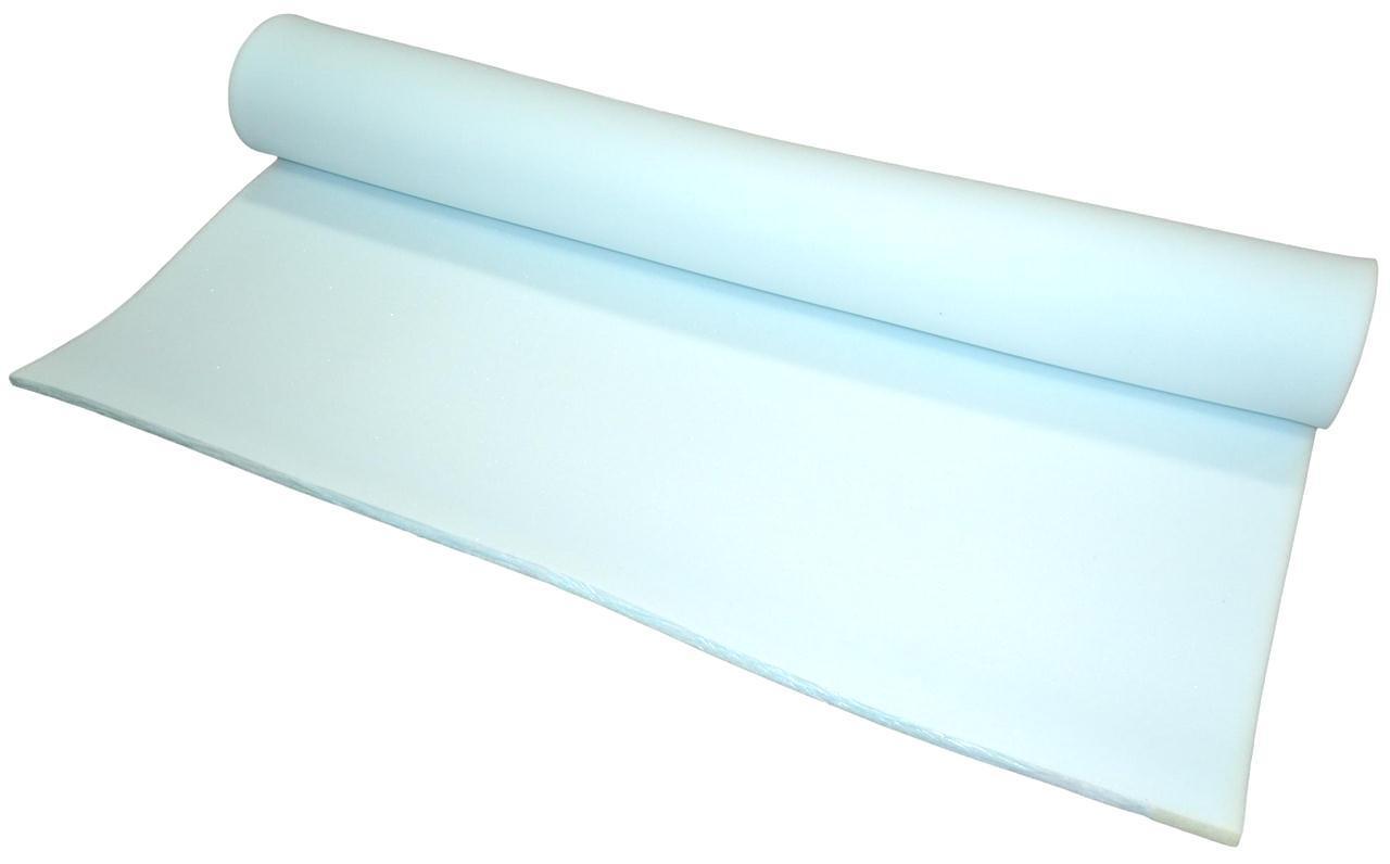 Поролон EL 2842. Толщина 2 см (20 мм). Размер: 100 х 200 см