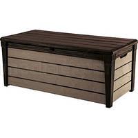 Садовый ящик Keter Brushwood 455 l - серовато базы