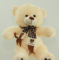 Детские мягкие игрушки Мишка 58 см плюшевая игрушка на подарок