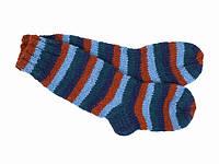 Носки шерстяные теплые