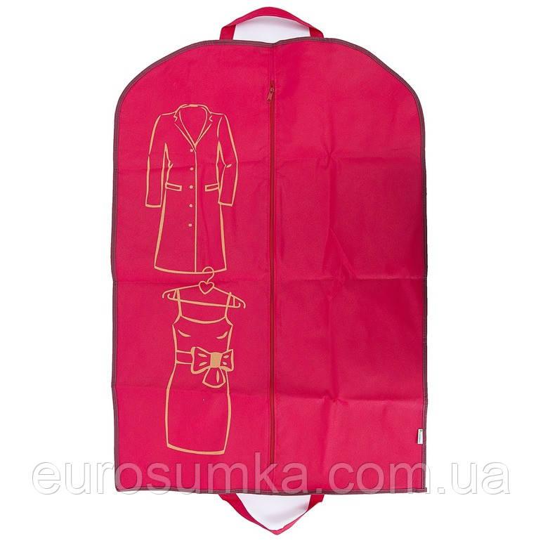 Чехлы для одежды с логотипом из спанбонда, полиэстера