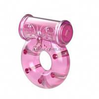 Эрекционное кольцо Vibro ring , фото 1