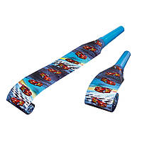 Гудки-язычки Susy Card 6шт 35см Super Racer синие