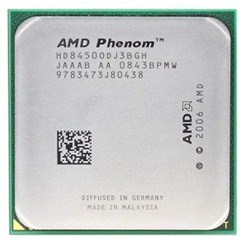 Процессор CPU AMD Phenom X3 8450 (HD8450W) 2.1 GHz/3core/ 1.5+2Mb/95W/ 3600MHz Socket AM2+