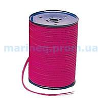 Трос эластичный, флуоресцентно-розовый, ø 5 мм.