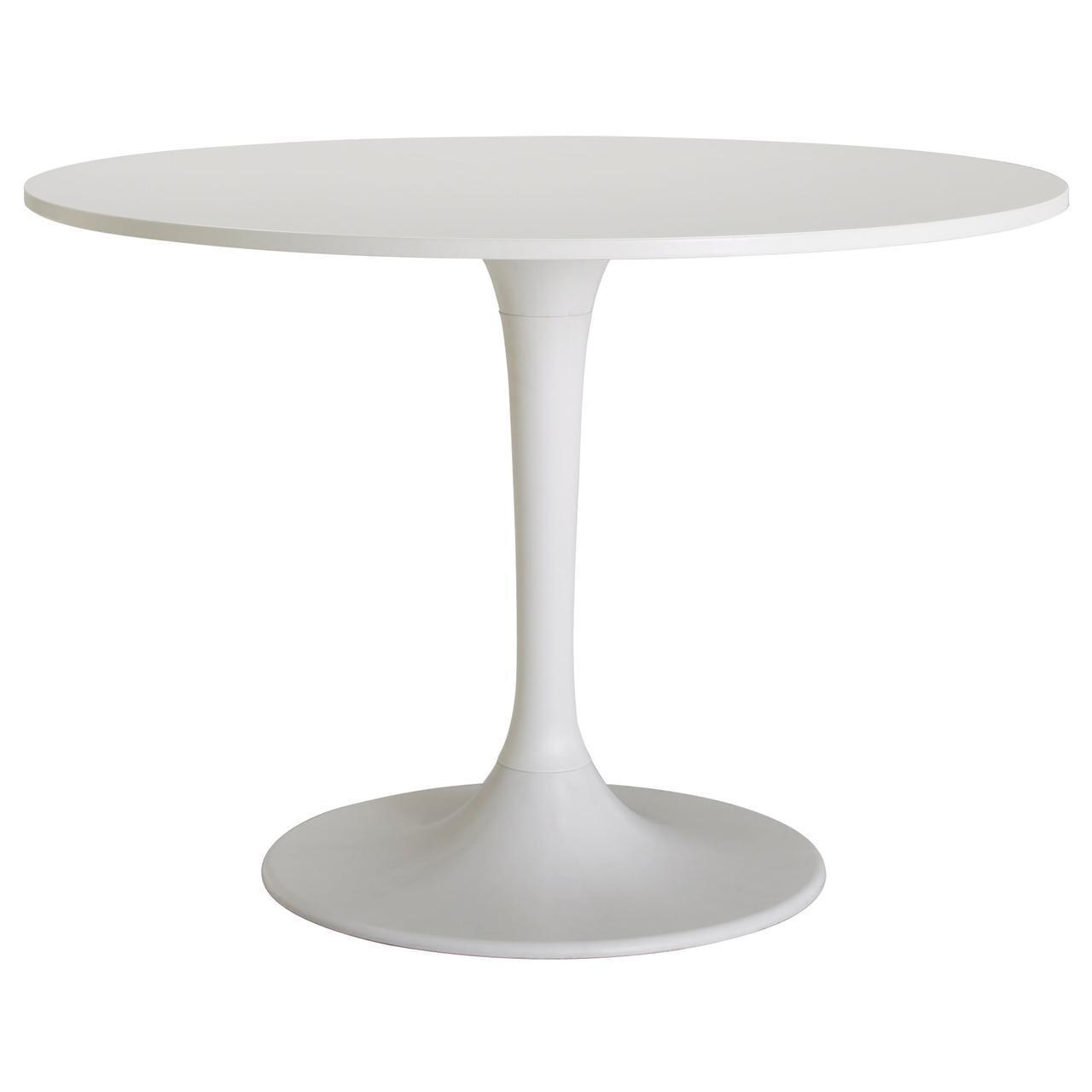 IKEA DOCKSTA (193.249.95) Стол, белый.ДОКСТА Стол, белый, белый