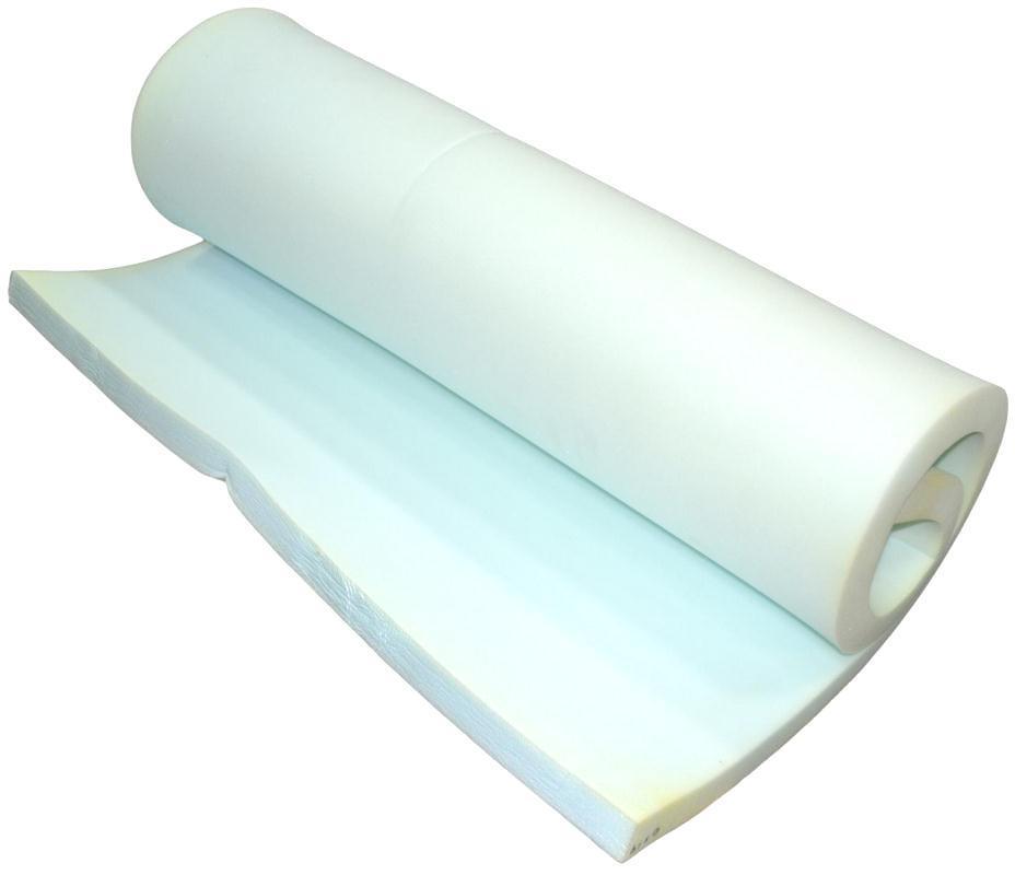 Поролон EL 2842. Толщина 6 см (60 мм). Размер: 100 х 200 см
