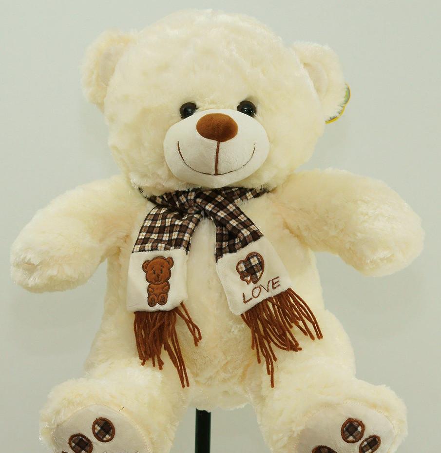 Дівчині подарунок на 8 березня день народження Ведмедик 68 см м'яка іграшка ведмедик