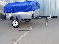 Прицеп автомобильный легковой Лев-18, фото 1