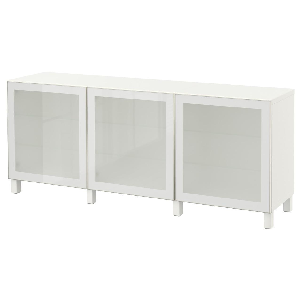 IKEA BESTA (691.399.43) Шкаф/тумба. Комбинация для хранения