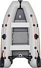Надувная лодка Колибри km-280dl двухместная моторная, фото 2