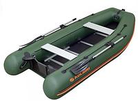 Надувная лодка Kolibri km-360dsl четырехместная