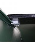Лодка надувная Колибри из пвх к-190x одноместная гребная, фото 3