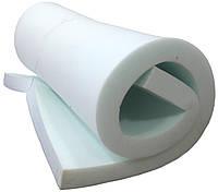 Поролон EL 2842. Толщина 10 см (100 мм). Размер: 120 х 200 см, фото 1