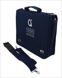Пошив деловых бизнес сумок с логотипом от 50 шт.