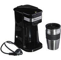 Кофеварка Domotec Ms-0709 с термостаканом, 700Вт, фото 1