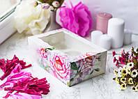 Коробка для капкейков / упаковка 10 штук