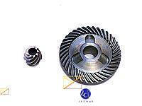 Редукторная пара на болгарку Bosch 125 1.4 кВт