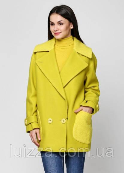 Пальто женское демисезонное 44-50р