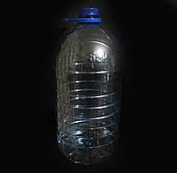 Канистра пластиковая (ПЭТ бутылка) 10 литров