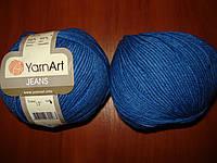YarnArt Jeans - 17 синий