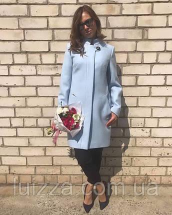 Пальто женское демисезонное 42-48р, фото 2