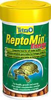 Корм для водных черепах Tetra ReptoMin Energy 100 мл