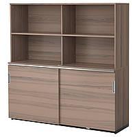 IKEA GALANT (291.849.80) Шкаф для документов, серая