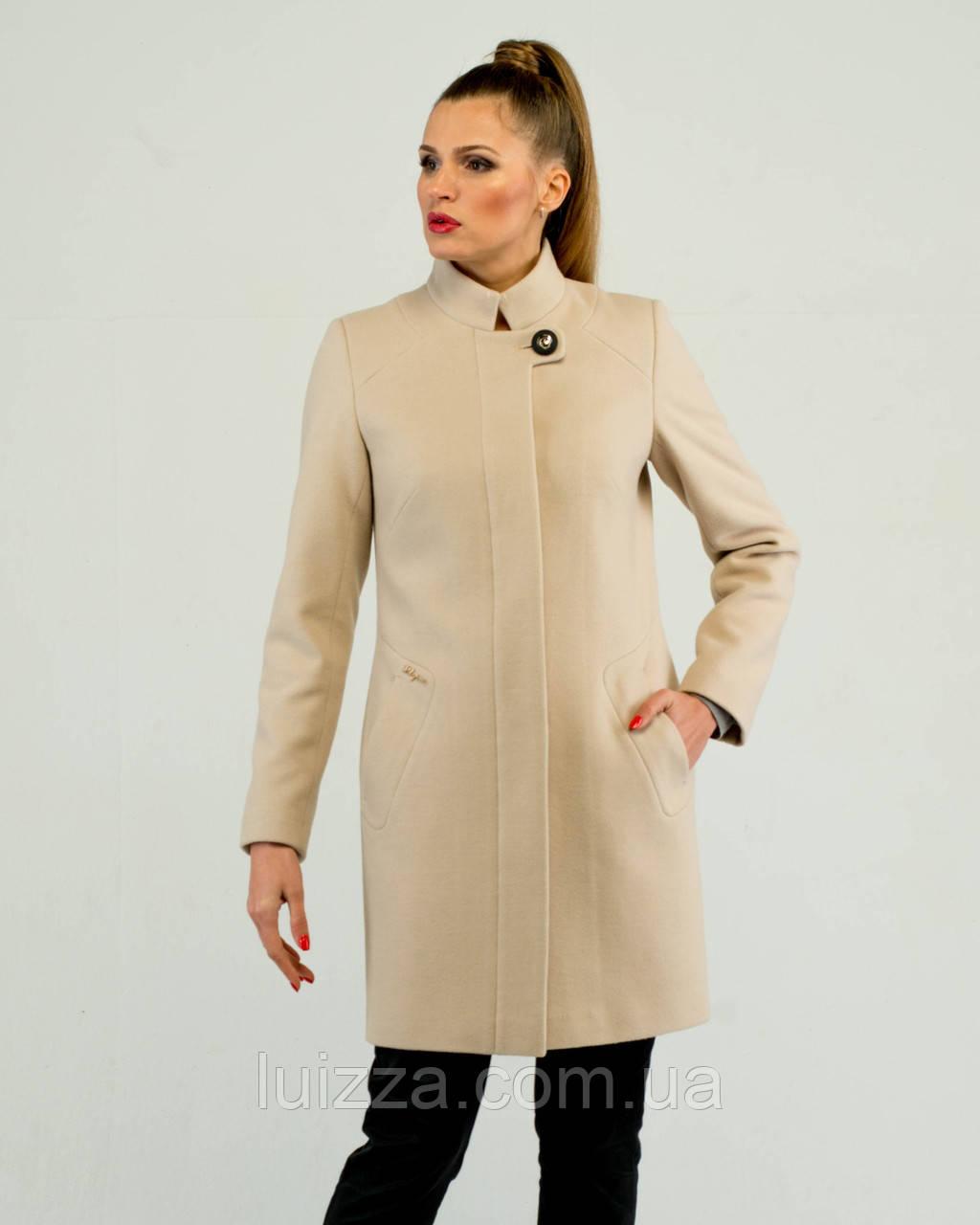 Пальто женское демисезонное 42-48р