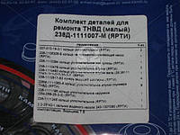 Р/к деталей для ремонта ТНВД малый РТИ (пр-во Россия), 238Д-1111007-М
