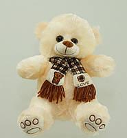Прекрасный подарок любимой девушке на 8 марта плюшевый Мишка 58 см мягкая игрушка