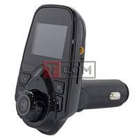 FM модулятор T11 (microSD+Bluetooth+AUX+USB), фото 1