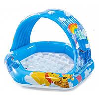 """Детский надувной бассейн """"Винни Пух"""" Intex 58415"""