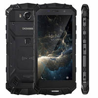 """Неубиваемый смартфон Doogee S60 Lite black черный IP68 (2SIM) 5,2"""" 4/32Гб 8/16МП 3G 4G оригинал Гарантия!"""