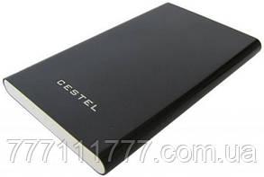 Внешняя батарея PowerBank Smartfortec 6000 mAh black черный оригинал Гарантия!
