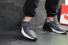 Мужские кроссовки Nike Air Max 270,серые, фото 3
