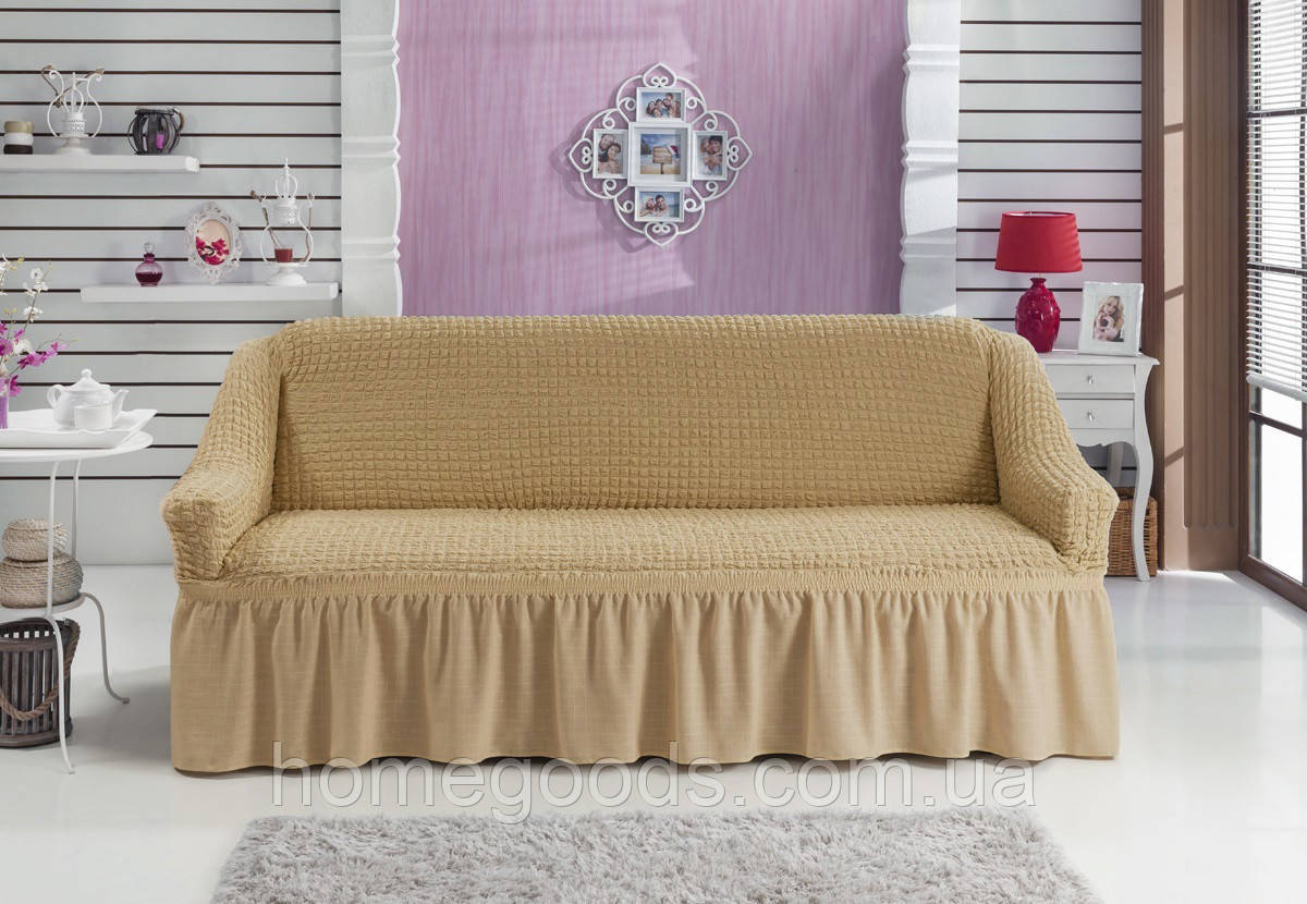 Чохол на тримісний диван