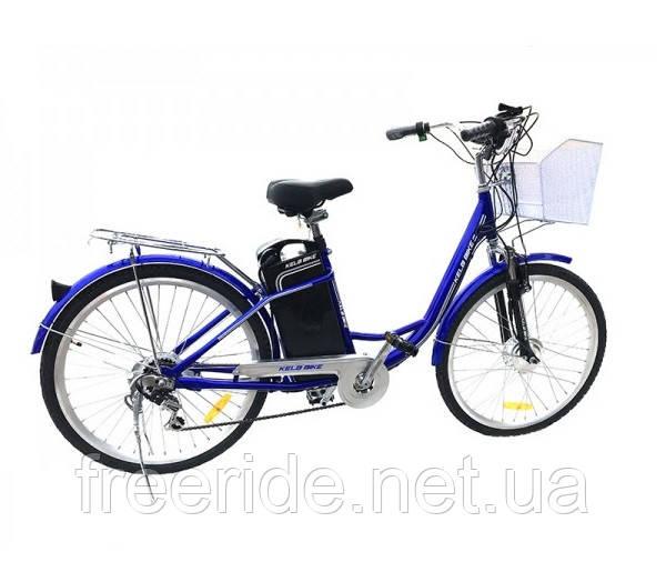 Дорожный электровелосипед Kelbbike 26 (Shimano)