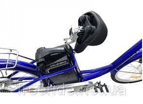 Дорожный электровелосипед Kelbbike 26 (Shimano), фото 3