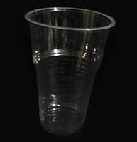 ПЭТ стакан одноразовый 0.2л