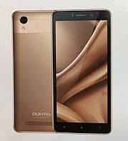 "Смартфон OUKITEL C10 gold золотой (2SIM) 5"" 1/8GB 0.3/2Мп 3G оригинал Гарантия!"