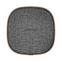 Беспроводная зарядка Blackview W1 grey серый 10 Вт, Выход: 5 В 2A/9 В 1.67A оригинал Гарантия!