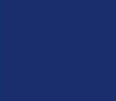 Глянцевые натяжные потолки  Германия голубой L 156