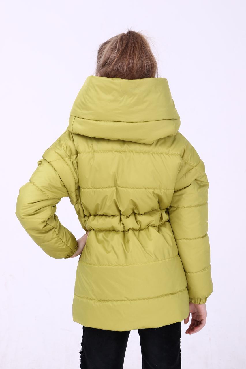 6cd8eae1448 ... Демисезонная куртка-жилетка на девочку Элина