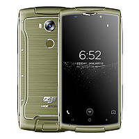 """Смартфон ZOJI Homtom Z7 green зеленый IP68 (2SIM) 5"""" 2/16GB 5/13Мп 3G 4G оригинал Гарантия!"""