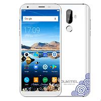 """Смартфон OUKITEL K5 white белый (2SIM) 5"""" 2/16GB 5/13+2Мп 3G 4G оригинал Гарантия!"""
