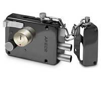 APECS 0096-BN замок накладной цилиндровый для дверей