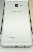 "Смартфон Samsung C9 (2SIM) 5,5"" 453МБ/4ГБ 3,1/9,7Мп 3G white/gray белый/серый  Гарантия!"